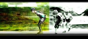 Enduro, entre piste et route Rezé roller sport